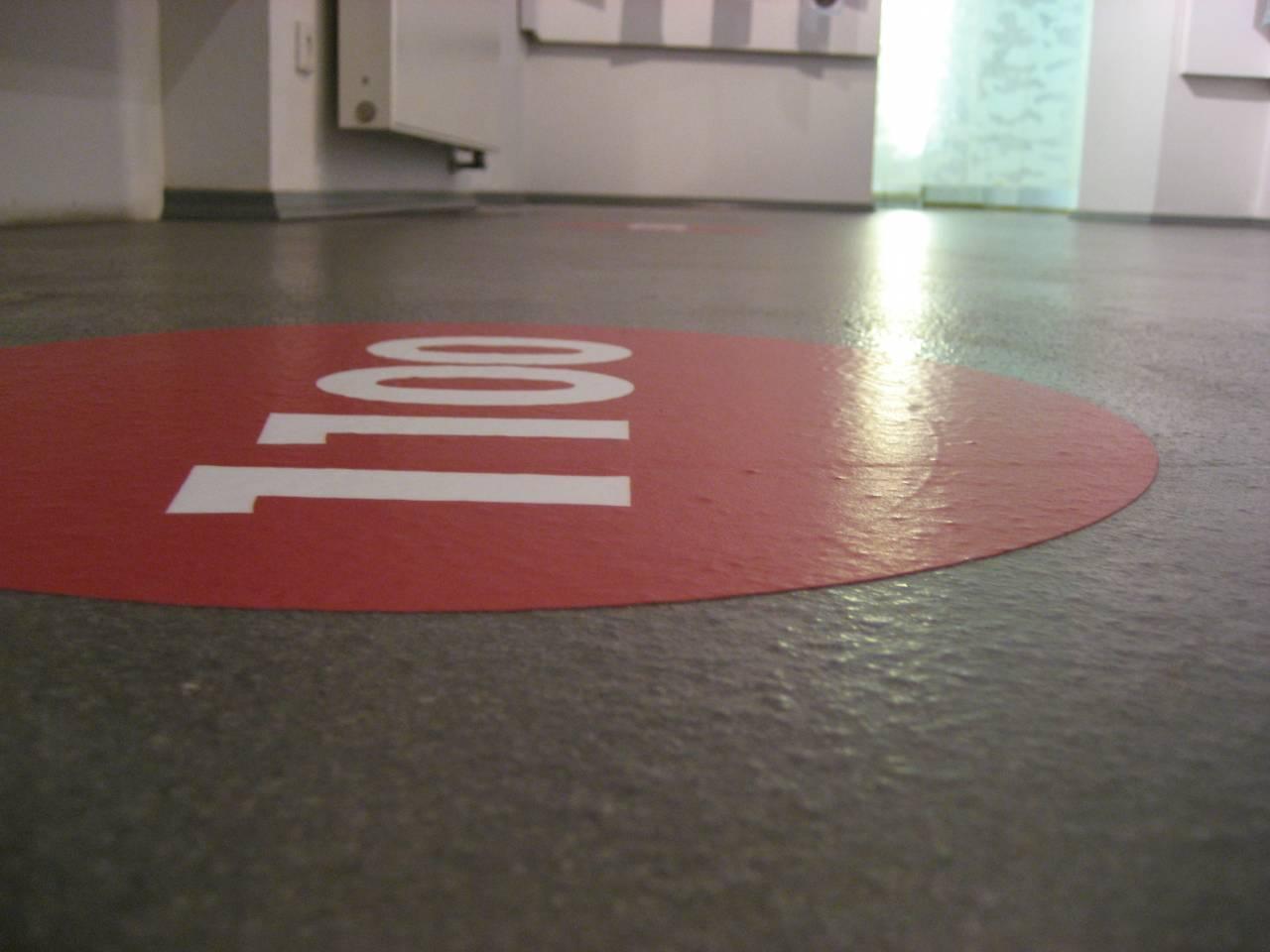 Fußbodenfolien/ -laminat